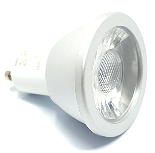 GU10 LED warmweiß 6 W Dimmbare LED-Lampen-/Hero1-400, WD - 75w Mr16-strahler