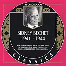 1941-44 by Sidney Bechet (2013-08-02)