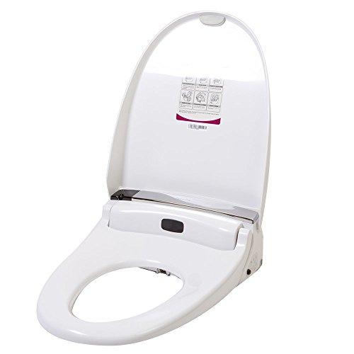 Novita Remote Control Elongated Bidet Seat by Novita