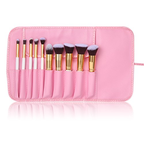 Make up Pinsel von Start Makers Makeup Pinsel Set, Professionelles Makeup Set mit Pinsel,...