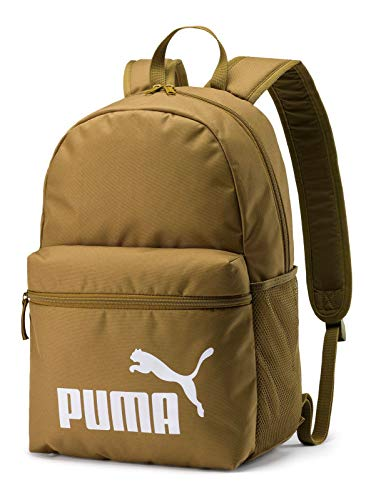PUMA Phase Backpack Mochilla, Unisex Adulto, Verde Moss Green, Talla única