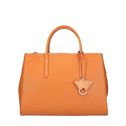 Alviero Martini hand bag with belt 1A Classe City Bloom orange