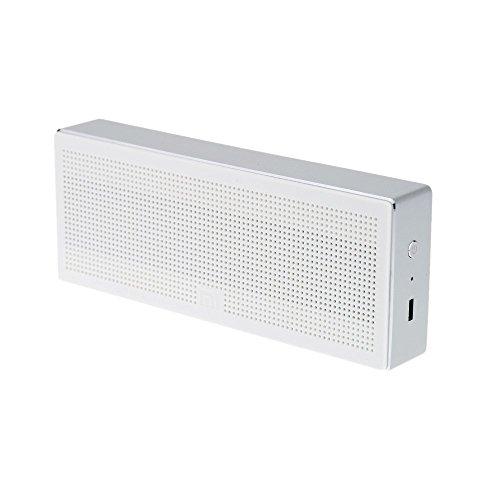 HanLuckyStars Altavoz Bluetooth al aire libre,Altavoz con Bluetooth 4.0,con Impermeable Inalámbrica Sonido Estéreo, 1200 mAh, Micro USB, Doble Boombox, para Apple iPhone, Android y Windows Smartphone Tablets y todos los Dispositivos Bluetooth (Negro)