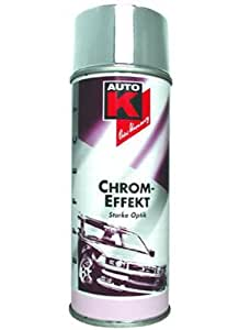 auto k lackspray lack spray chrom effekt 400 ml auto. Black Bedroom Furniture Sets. Home Design Ideas