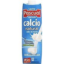 Leche Pascual - Calcio Leche Semidesnatada, Calcio natural - 1 L
