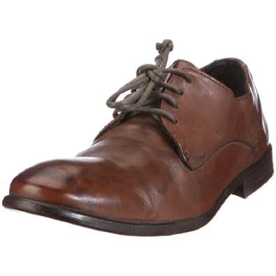 HUDSON - Derbies - Homme - Derbies en cuir marron Dylan - 41