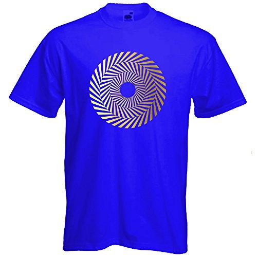 06cb510091f6 Red planet Mandala Tshirt Circle Geometry Tee Geometric Sacred Geometry  Spiritual Festival Beachwear Yoga Top Hipster Tee Gift Mens Short Sleeved  Cotton ...