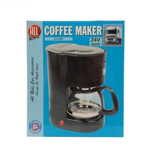 All Ride Kaffeemaschine für 10-12 Tassen 24V/300W