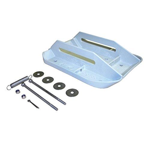 Preisvergleich Produktbild AL-KO Abstützfuß BIG-FOOT - 4St. verpackt komplett in KT für Steckstützen - Stabilform und PREMIUM