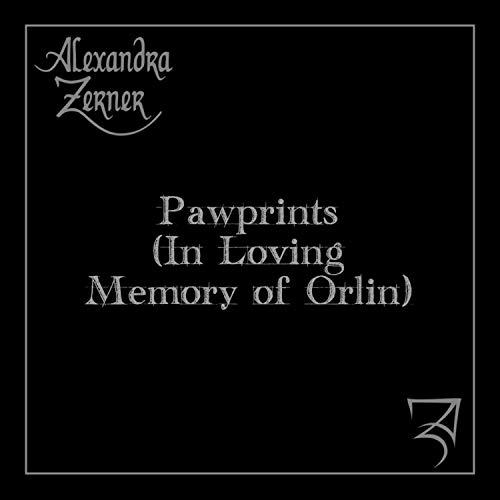 Pawprints (In Loving Memory of Orlin)