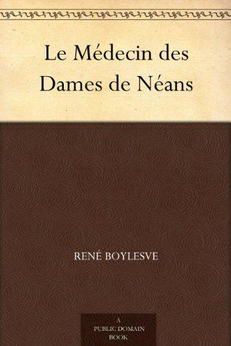 Couverture du livre Le Médecin des Dames de Néans