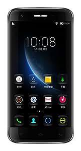 Doogee F3 Pro - écran 5 pouces Full HD 1920 × 1080 - panneau de 2.5D avec Gorilla de Corning Glas Android 5.1 (sucette) avec 8-core 1,5 GHz 3 Go de RAM 16 Go ROM 13.0MP FDD-LTE 4G - NOIR