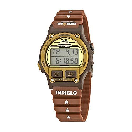 lon | Original 8-Lap Timer Brown Resin | Sport Watch T5K842 ()