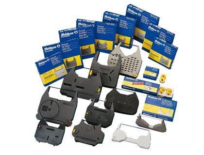 Preisvergleich Produktbild Pelikan Farbband Gruppe 8 D Seide für Olivetti 8D,  13 mm x 10 m,  schwarz