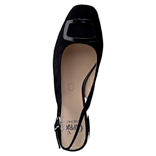 Caprice 9-29500-28-004, Scarpe col tacco donna Nero