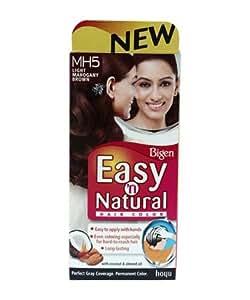 Bigen Easy n Natural, Light Mahogay Brown MH5