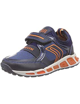 Geox J Shuttle Boy A, Zapatillas para Niños
