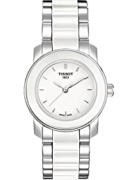 Tissot Damen-Uhren Quarz Analog T0642102201100