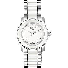 Tissot T0642102201100 - Reloj de mujer de cuarzo, correa de acero inoxidable color varios colores