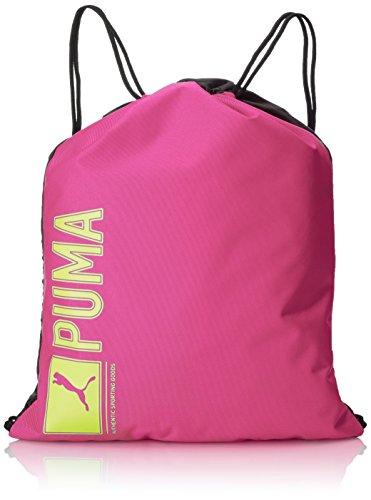 Puma Turnbeutel Pioneer Gym Sack Sporttaschen, Fuchsia Purple, 750 x 40 x 33 cm, 70 Liter (Gym Pack)