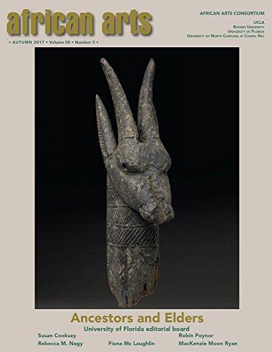 African Arts: 50:3 (Fall 2017) (English Edition) por Robin  Poynor