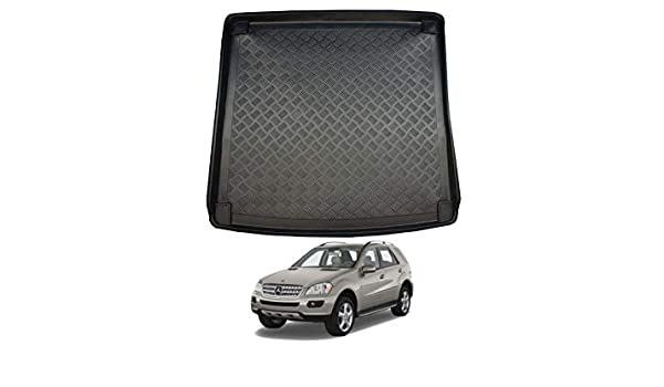 Nomad Auto Tailored Fit Heavy Duty Durable Black Boot Liner Tray Mat Protector for BMW X4 14-18