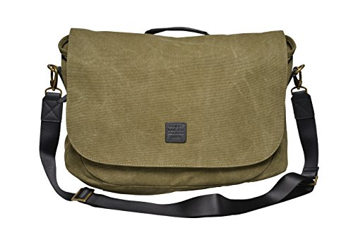 SOUVE BAG Canvas Messenger Bag