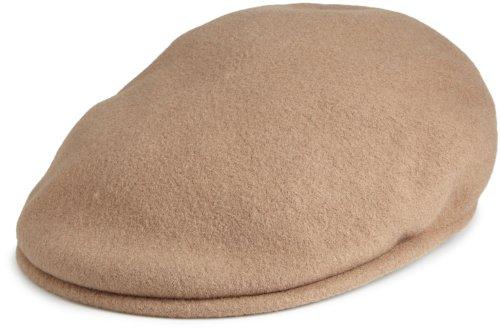 Kangol Herren Schirmmütze Wool 504, Braun (Camel), M