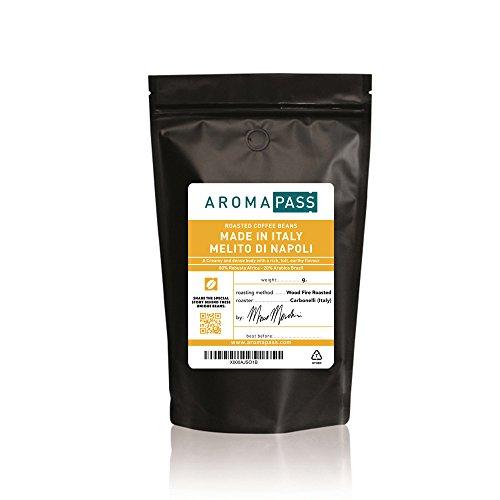 Espresso Ristretto Kaffeebohnen über Holzfeuer Geröstet 150g