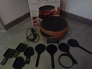 tefal pizza party cuisine maison. Black Bedroom Furniture Sets. Home Design Ideas