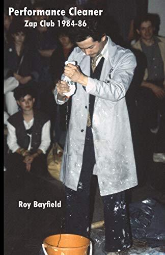 Brighton Medien (Performance Cleaner: Zap Club 1984-86)