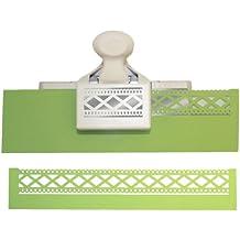 Wilton Brands Martha Stewart - Troquel para bordes, diseño de verja