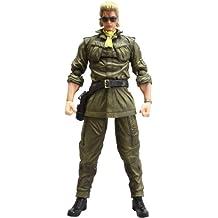 Metal Gear Solid: Peace Walker - Figura Play Arts Kai Volumen 4: Miller