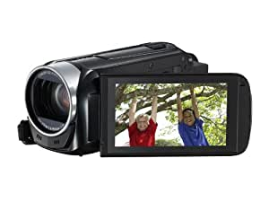 Canon LEGRIA HF R406 High Definition Camcorder (32x Optical Zoom, Image Stabilisation, 3 inch Touchscreen LCD)