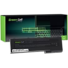 Green Cell® OT06 OT06XL Batería para HP EliteBook 2730p 2740p 2760p HP Compaq 2710p Tablet PC Ordenador (3600mAh 11.1V Negro)