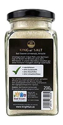 King of Salt 3 in 1 Salz-Bundle Kennenlernset mit hochwertigen Salzen, 1er Pack (1 x 465 g) von King of Salt bei Gewürze Shop