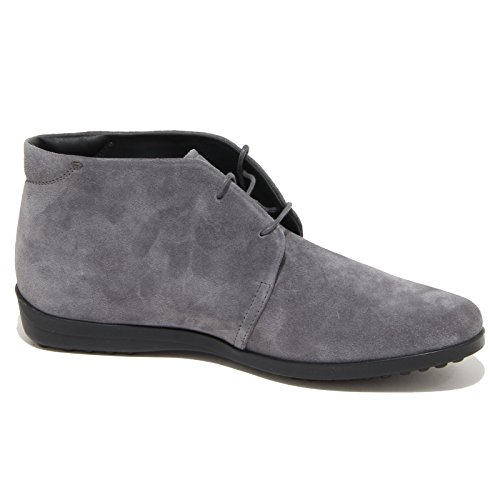 8655N polacchino donna TOD'S grigio suede shoes woman Grigio