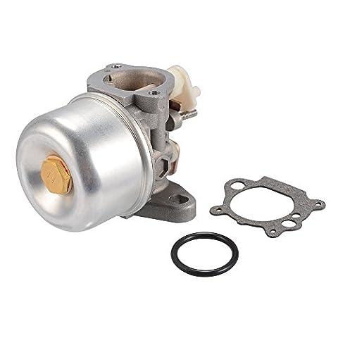 XCSOURCE Pièce de rechange Carburateur avec Joint d'étanchéité Joint Torique et étrangleur pour Briggs et Stratton 499059 497586
