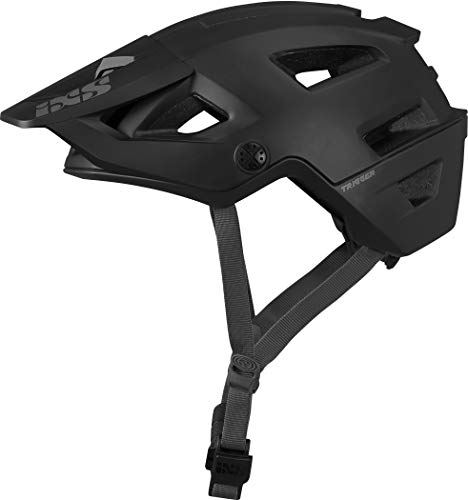 IXS Trigger Unisex AM Mountainbike-Helm, Schwarz (Black), SM (54-58cm)