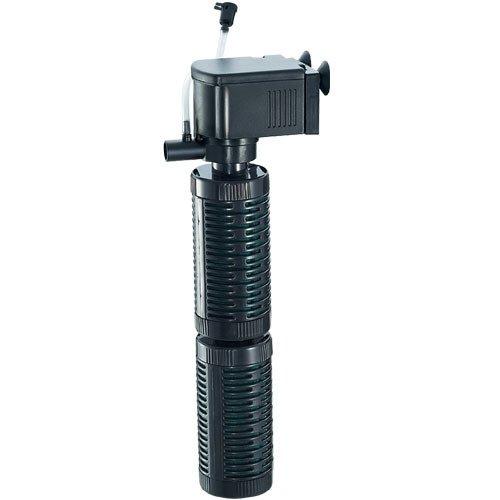 takestop® Pumpe Filter Innenraum ipf-1008Lüfter Belüfter Aquarium Fische Luft Belüftungsaufsatz 1Ausgang 14W 1020l/H