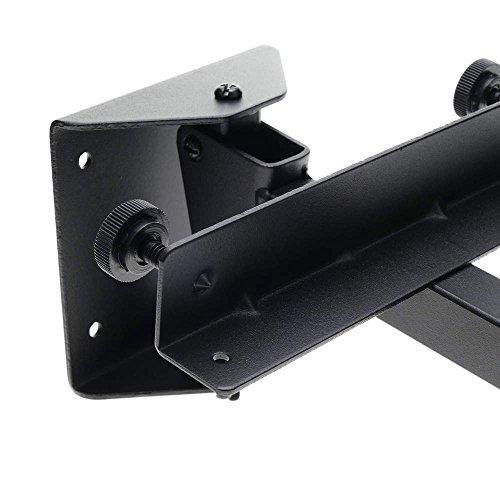 Wandhalter für lautsprecher auflagefläche bis 15Kg (2 einheiten) - 2