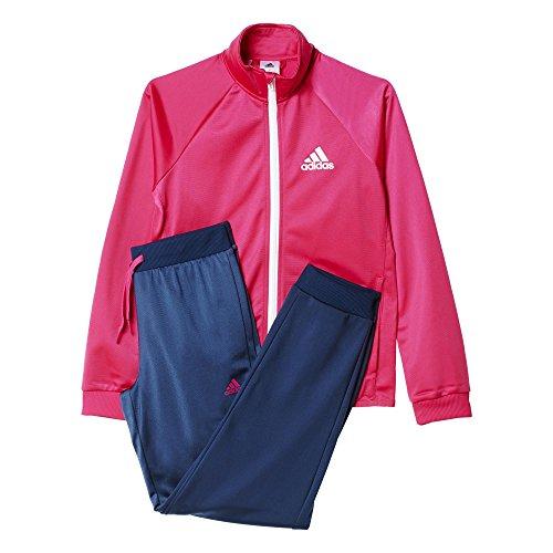 adidas Mädchen Oberbekleidung Tracksuit, pink, 128, AK2015
