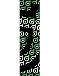 District - Grip logo 105x400 mm vert - Grip de trottinette - Vert - Taille Unique