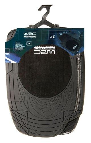WRC 007435 2 Tapis avant PVC et Moquette