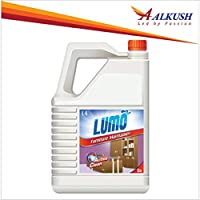 LUMO L4 Furniture Maintainer White, 5ltr (Pack Of 3)