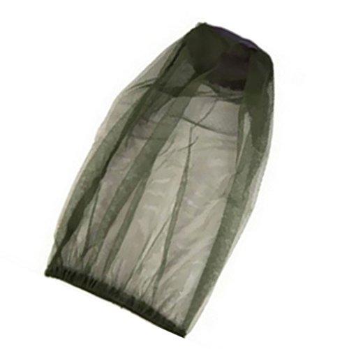 Gazechimp Chapeau de Pêcheur avec Masque en Filet Anti Moustique Insecte Abeille Camouflage