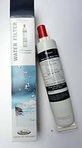 Whirlpool 4812 817 29632 (Grille)-Cartouche filtre à eau pour réfrigérateur, WSC5555A X WSC5555 WSC5555A WSC5555A, N, S