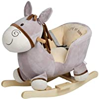 BabyGo Rocker Look Up Ketier Donkey - Donkey Donkey 6 Months and Above (Parent Asin)