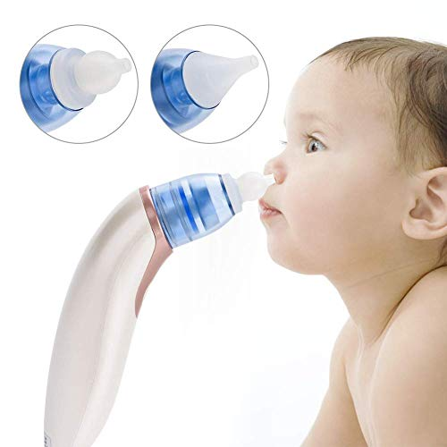 Aspirador Nasal Transparente nasal 2 colores Limpiador