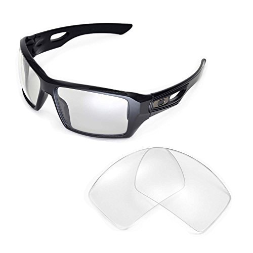 6c63486c34c Walleva Replacement Lenses for Oakley Eyepatch 2 Sunglasses - Multiple  Options (Clear) - Buy Online in Oman.